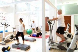 Rehabilitación Cadíaca en Barcelona BCN Cardiomedix instalaciones